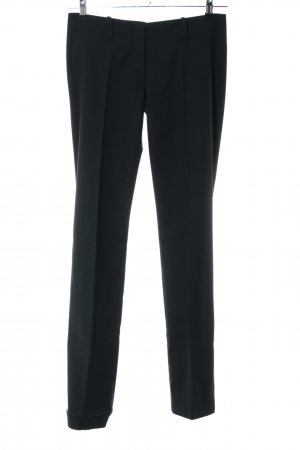 Only Bundfaltenhose schwarz Casual-Look