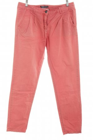 Only Bundfaltenhose pink Casual-Look