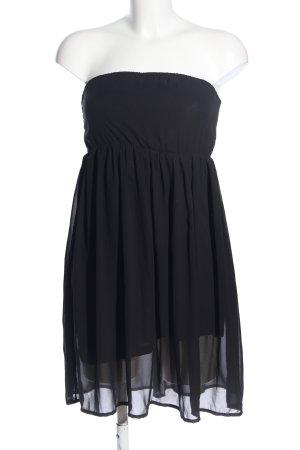 Only Bustier Dress black elegant