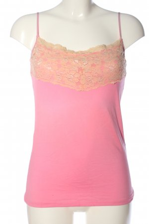 Only Camisole roze-nude casual uitstraling