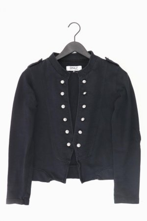 Only Marynarska kurtka czarny Bawełna