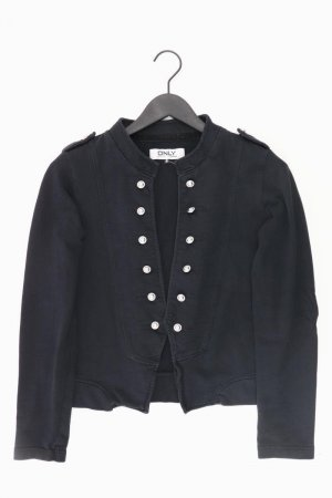 Only Pea Jacket black cotton