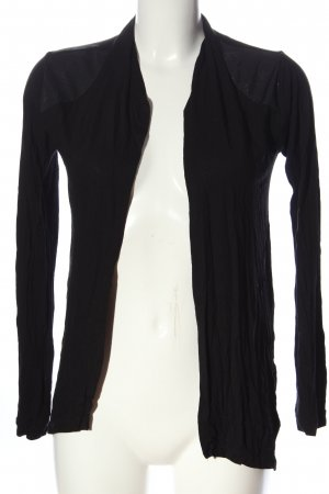 Only Cardigan schwarz Casual-Look
