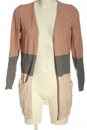 Only Cardigan mehrfarbig Casual-Look