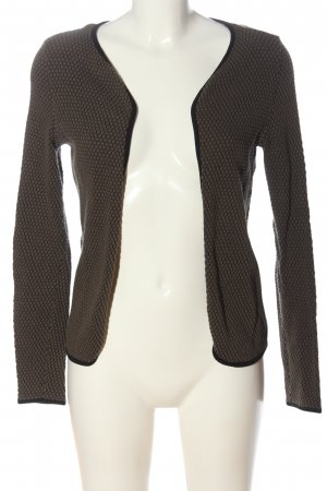 Only Cardigan braun Casual-Look