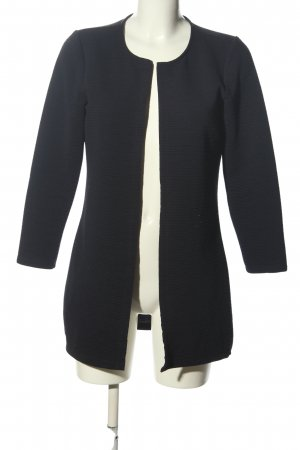 Only Cardigan schwarz Business-Look