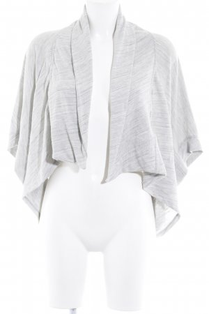 Only Cardigan hellgrau Casual-Look