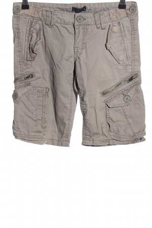 Only Cargo Pants light grey casual look