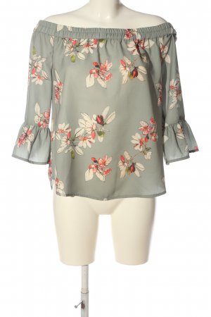 Only Carmen-Bluse Allover-Druck Casual-Look
