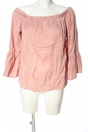 Only Carmen-Bluse pink Casual-Look