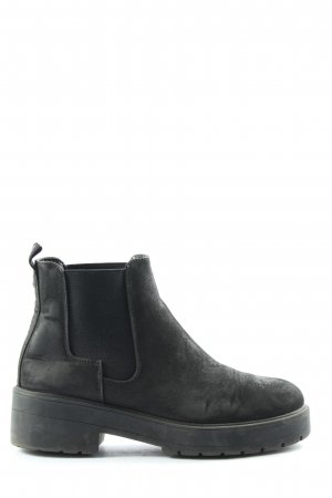 Only Chelsea Boots black casual look