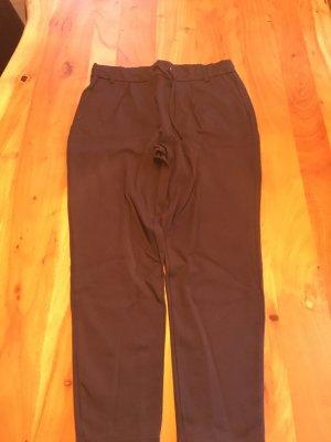 Only 7/8-broek donkerblauw