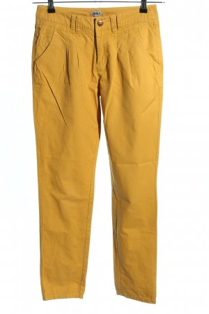 Only Chinohose hellorange Casual-Look