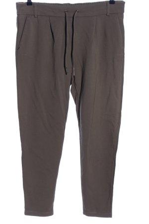 Only Pantalon chinos gris clair style décontracté