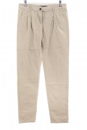 Only Chinohose creme Casual-Look