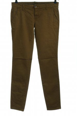 Only Chinohose bronzefarben Casual-Look