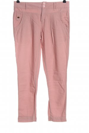 Only Chinohose pink Casual-Look