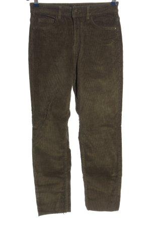 Only Corduroy broek bruin casual uitstraling