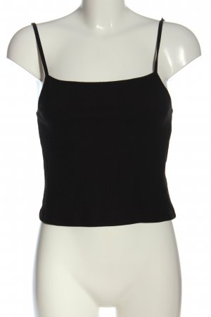 Only Cropped Top black casual look