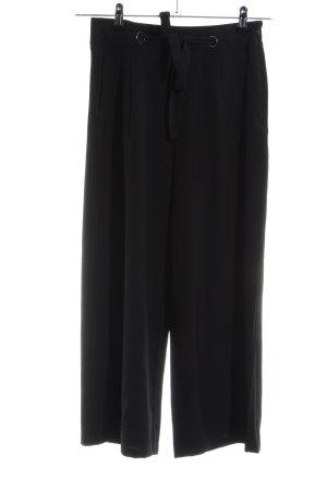 Only Pantalone culotte nero stile professionale