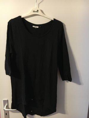 ONLY Damen Longshirt Schwarz Gr. L