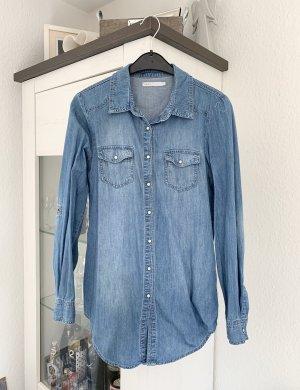 Only Denim Shirt azure-blue