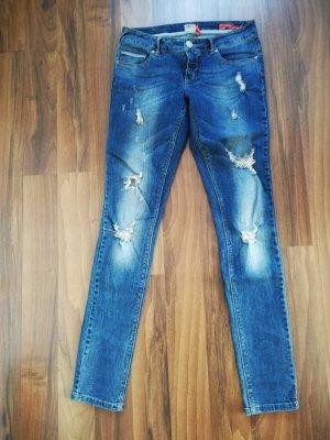 Only Destroy Skinny Jeans