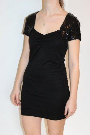 Only elegantes Kleid mit Pailetten Gr. S