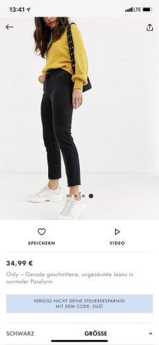 Only Emily - gerade geschnittene Jeans