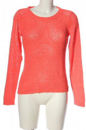 Only Feinstrickpullover pink Casual-Look