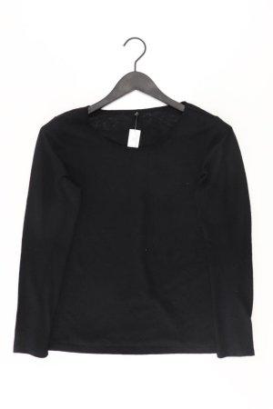 Only Feinstrickpullover Größe M schwarz aus Polyester