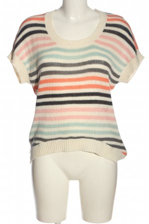 Only Fine Knitted Cardigan striped pattern casual look