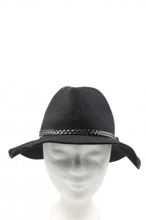 Only Felt Hat black casual look
