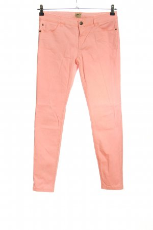 Only Five-Pocket-Hose pink Casual-Look