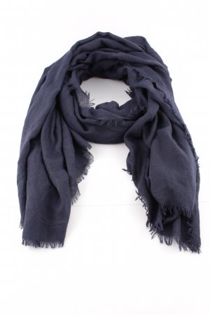 Only Fringed Scarf blue casual look