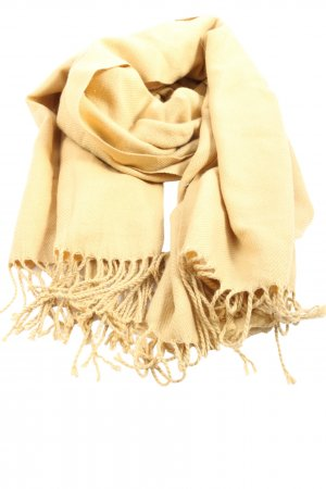 Only Fringed Scarf primrose casual look