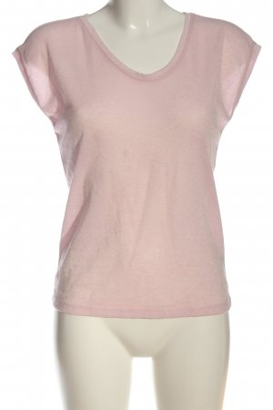 Only Glanzbluse pink Casual-Look