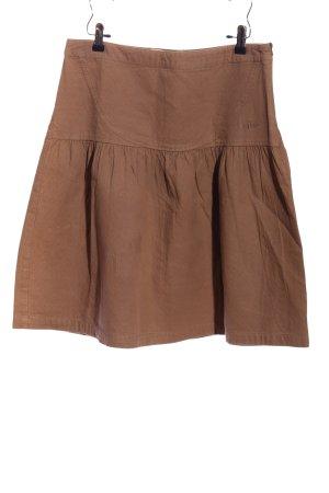 Only Rozkloszowana spódnica brązowy W stylu casual
