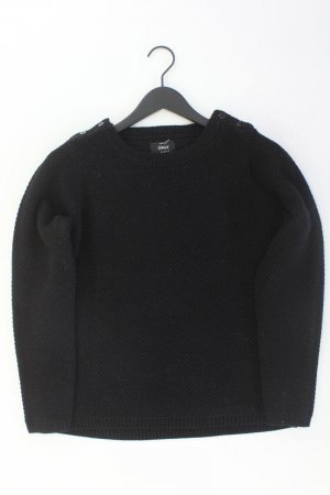Only Coarse Knitted Sweater black polyacrylic