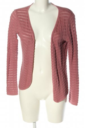 Only Crochet Cardigan pink casual look