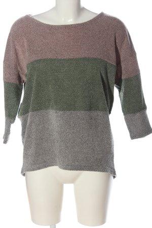 Only Szydełkowany sweter Wielokolorowy W stylu casual