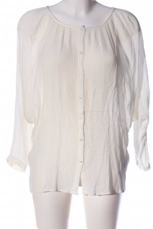 Only Hemd-Bluse weiß Casual-Look