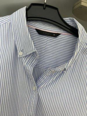Only Shirt Blouse light blue