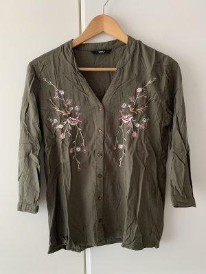 Only Hemd Bluse Größe 36