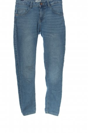 Only High Waist Trousers blue casual look