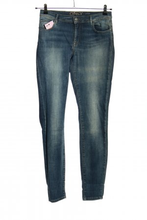 Only High Waist Jeans blau Casual-Look