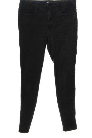 Only Jeans a vita alta nero stile casual