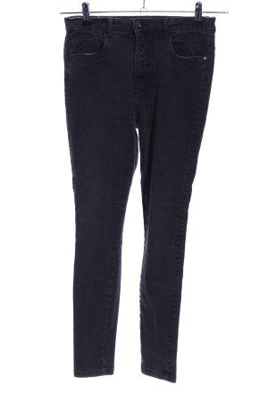 Only High Waist Jeans schwarz Business-Look