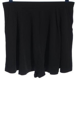 Only Skort noir style d'affaires