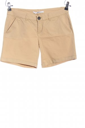 Only High-Waist-Shorts nude Casual-Look